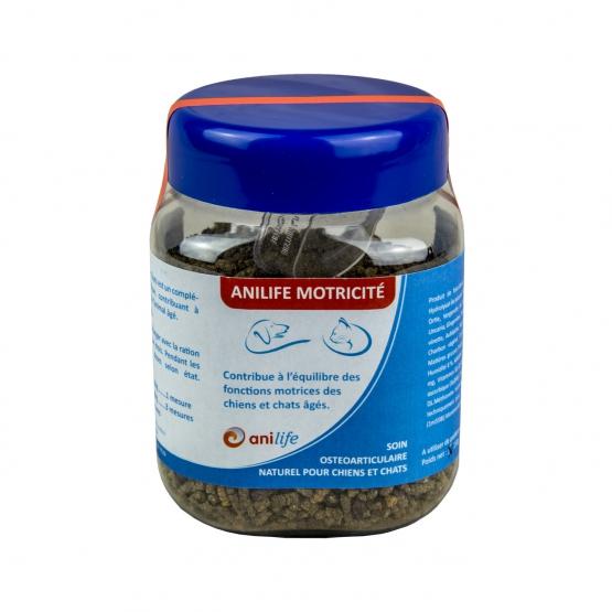 algues et produits naturels -Anilife-Motricité-arthrose Chien et Chat