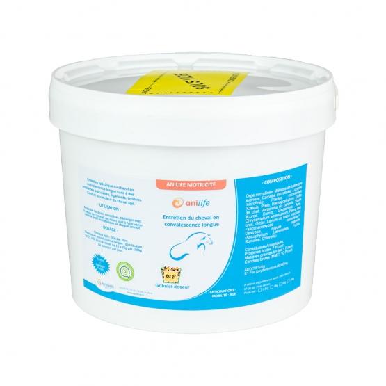 algues et produits naturels -Anilife-Motricité-confort locomoteur Chevaux 1.5kg