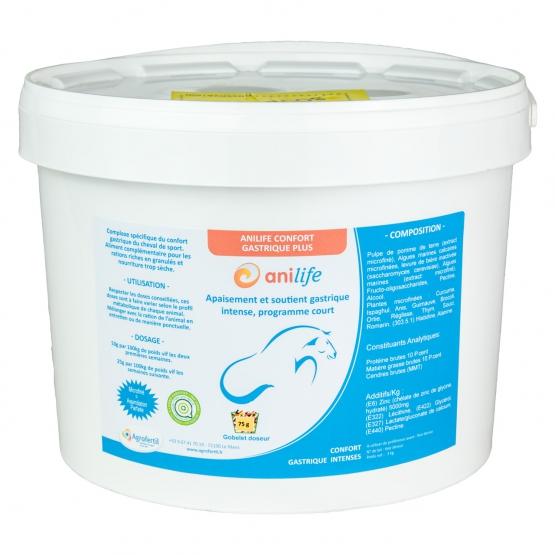 algues et produits naturels -Confort Gastrique Plus- Anilife-Confort Gastrique Plus -Chevaux 3kg