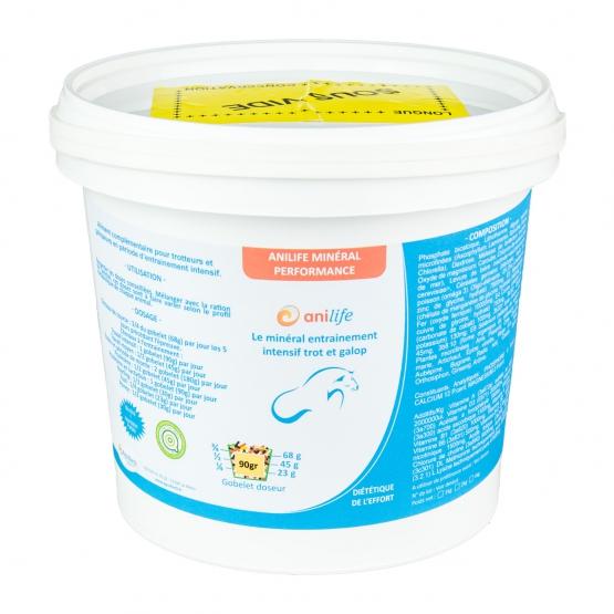 algues et produits naturels -trot et galop - Anilife-Minéral-Performance-Chevaux 1kg